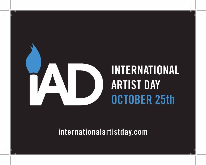 International-Artists-Day-Poster