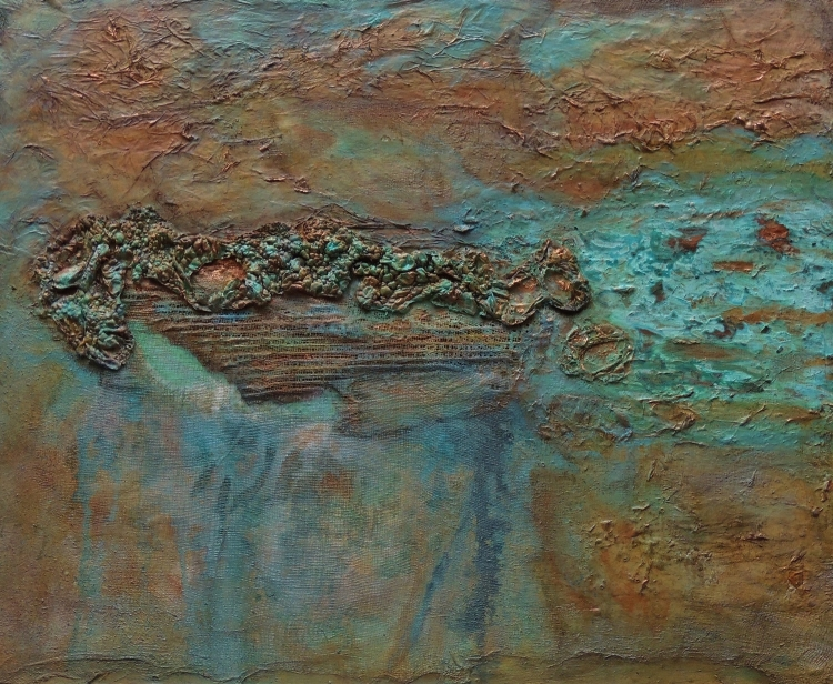 Monica-Gewurz-5-copper-emerging-mixed-media-on-panel-24x30