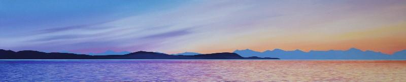 Island-Sunset-II