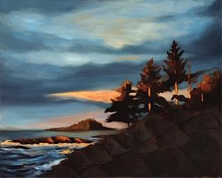 1606-Tofino-Sunrise-16x20-oil-on-canvas-2016