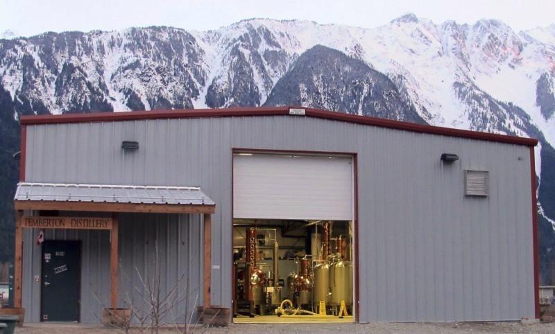 Pemby-Distillery