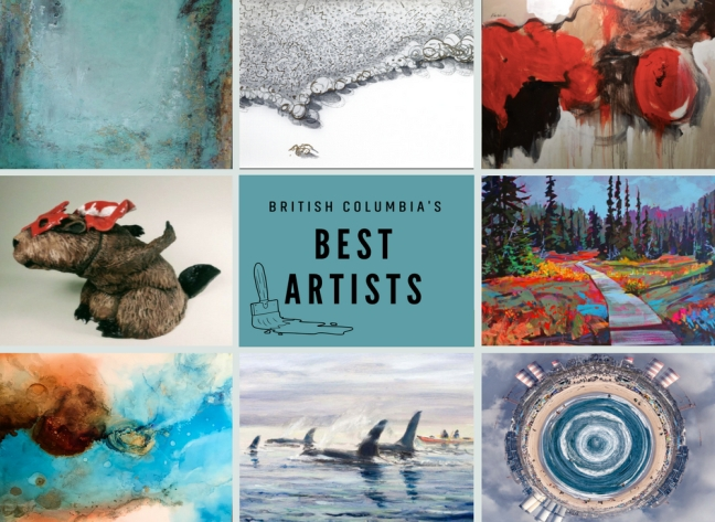 Best Artists in British Columbia