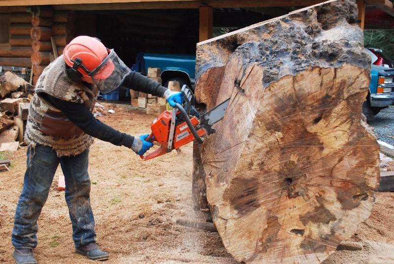 DSC_1795-Ken-Broadland-cutting-up-burly-Maple-stump