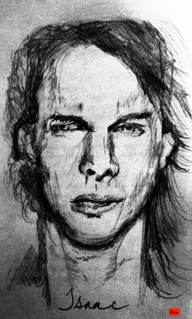 Isaac-sketch