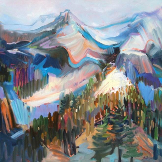 Appleby-J.-On-the-Ridge-30x30-Oil-on-Canvas-2-1