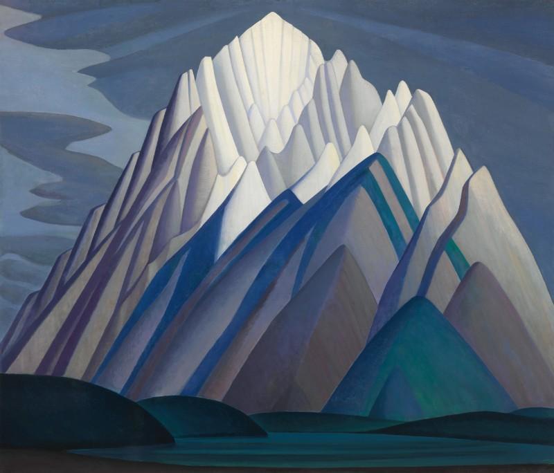Mountain-Forms-Lawren-Harris