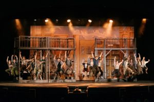 Guest Blog | Disney's Newsies Seize The Day & Hearts at TUTS 2019