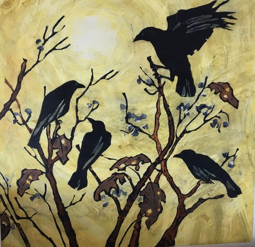Crows-Marilyn