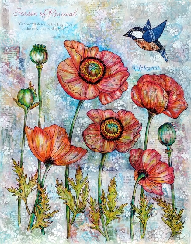Oct-92020-Playtime-In-The-Poppy-Patch-Artist-Laura-Leeder-300dpi-1000x1274px